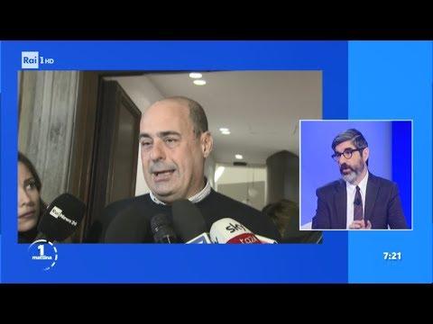 Il dibattito politico - Unomattina 29/01/2020