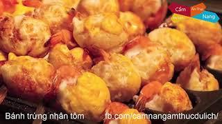 Ẩm thực đường phố các món ăn Trung Quốc ( China ) hấp dẫn 2019