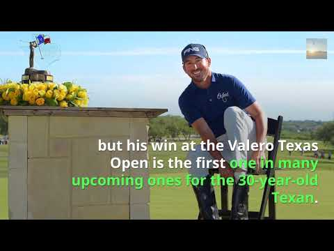Andrew Landry wins Valero Texas Open