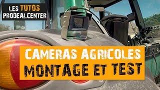 Quelle est la meilleure caméra agricole : VDO ou CAMOS ? Le test Prodealcenter