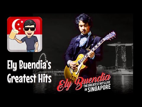 Ely Buendia Greatest Hits in Singapore 2017