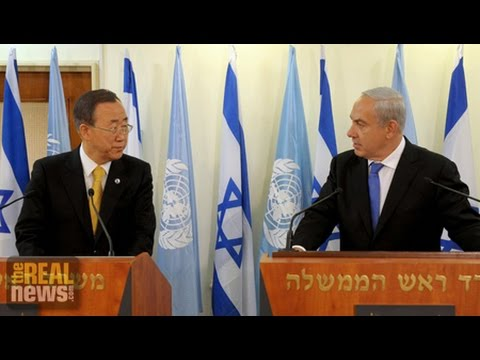 Falk: US Limits Ability of UN To Hold Israel Accountable for War Crimes