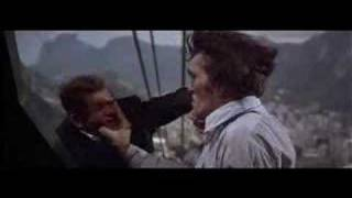 James Bond Jaws moonraker tram fight