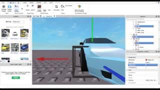 Roblox Car Tutorials - SS3 35 Tuning