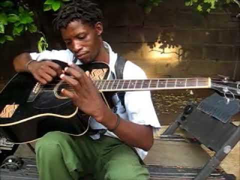 """Botswana Music Guitar - KB - """"Sekopa"""" !"""