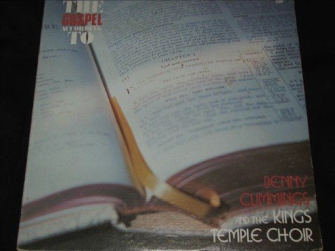 """Benny Cummings and the Kings Temple Choir/""""Stop By"""""""