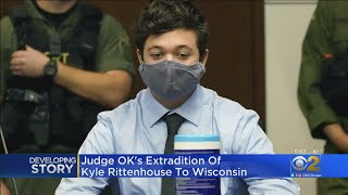 Kyle Rittenhouse To Be Extradited To Wisconsin To Face Charges In Fatal Kenosha Shootings