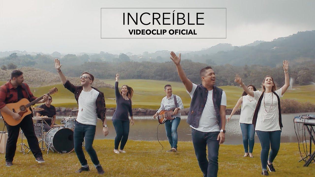 Download Increíble feat Evan Craft Videoclip Oficial Miel San Marcos