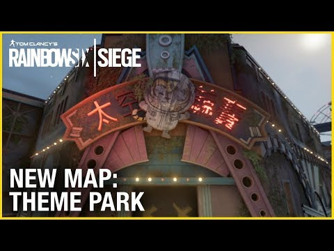Rainbow Six Siege: Operation Blood Orchid - Theme Park | Trailer | Ubisoft [US]