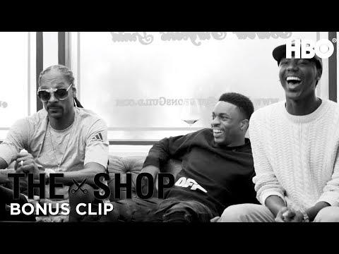 'Snoop Dogg: I Own My Own Shit' Bonus Clip | The Shop | HBO
