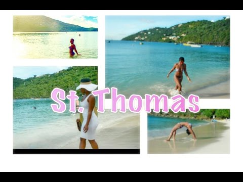 CRUISE VACATION IN ST. THOMAS | TRAVEL VLOG THE CARIBBEAN