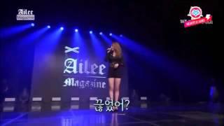 Amber F(x) in heels-wearing dress !! Must see