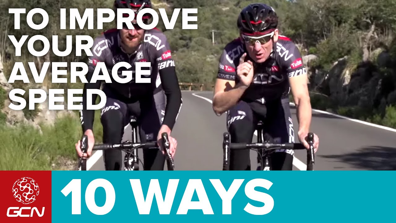 10 Ways To Improve Your Average Speed On The Bike – Cycle ...