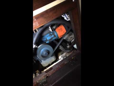 Universal / Kubota marine diesel FOR SALE