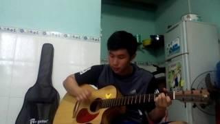 [Guitar cover] CHÚNG TA KHÔNG THUỘC VỀ NHAU GUITAR COVER