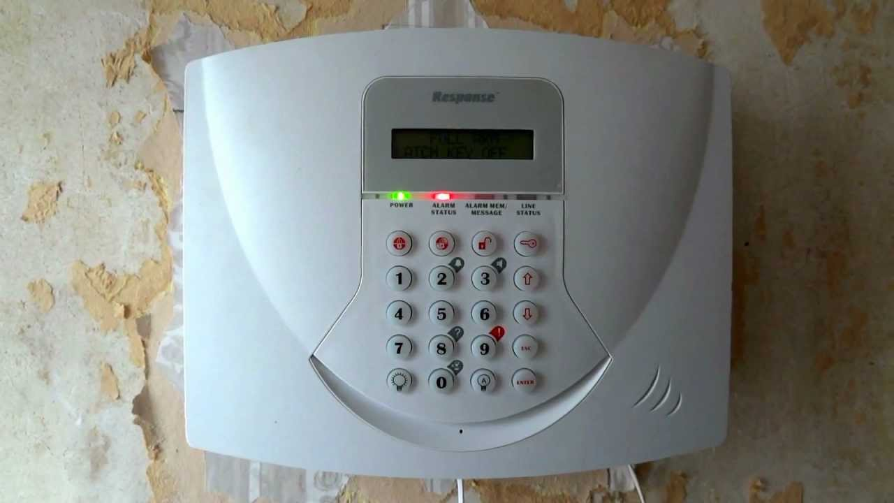 Diy House Alarms Wireless