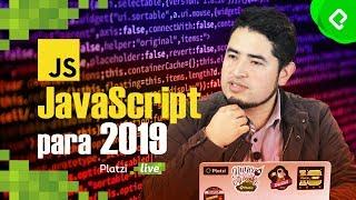 Tendencias de Javascript para el 2019