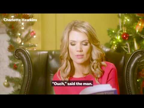 Charlotte Hawkins and friends read 'Paddington & the Christmas Visitor'