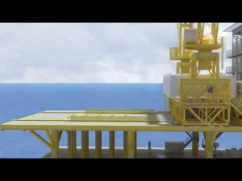 Modular Offshore Platforms - Zentech