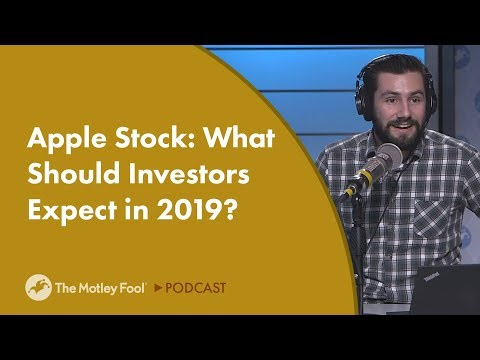 Apple Stock: What Should Investors Expect in 2019?