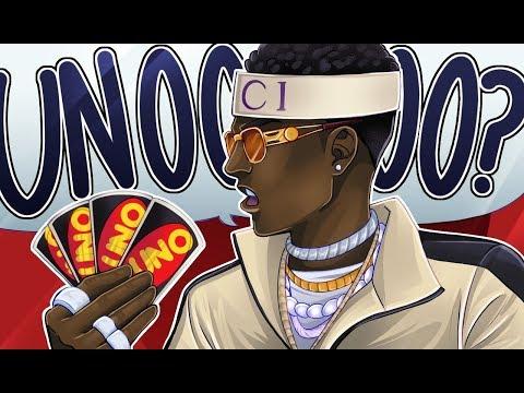 UNOOOOOOOOO???? Soulja Boy Edition! - UNO Funny Moments
