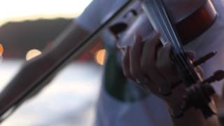 """""""My Heart Will Go On""""  From the Titanic (Violin Cover by Daniel Morris)"""