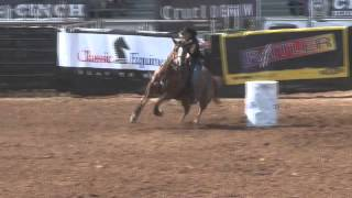 Maddie Lang and Flittin Moon Mist, IFYR Arena Record 2013