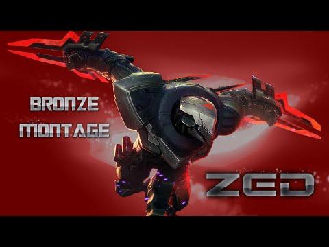 Bronze Montage: Zed