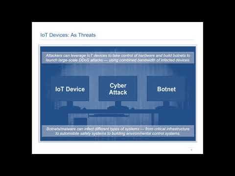DRI Webinar: Cybersecurity and IoT