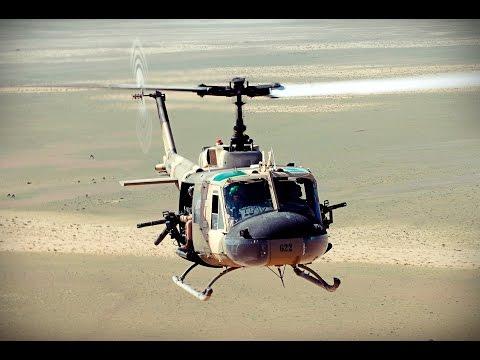 Legendarne samoloty bojowe - Bell UH-1 Huey
