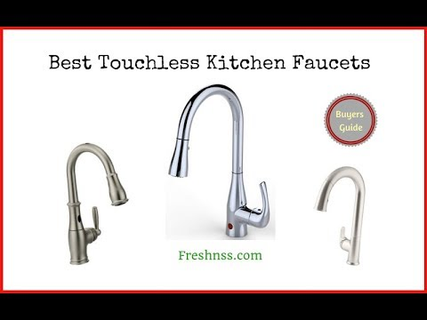 best-touchless-kitchen-faucets-(2020-buyers-guide)