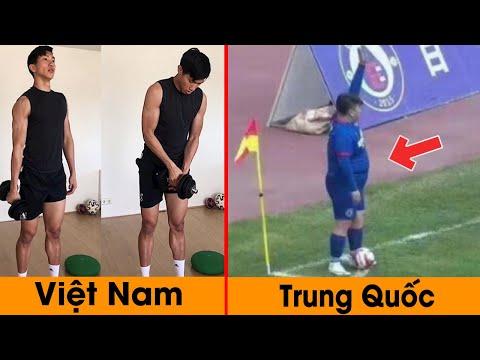 Dân mạng TQ nói Việt Nam mạnh nhất ĐNA - Chỉ dám đá bóng với Lào và Campuchia