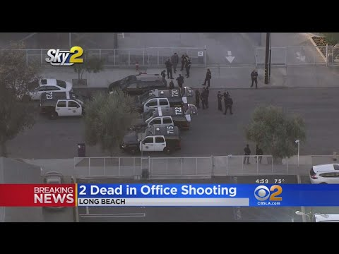 2 Dead, 1 Seriously Wounded In Long Beach Law Office Shooting