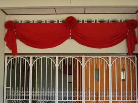 & handmade red cloth flower D.I.Myself - YouTube