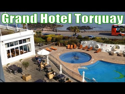 The Grand Hotel Torquay  - Torquay Hotel With Swimming Pool