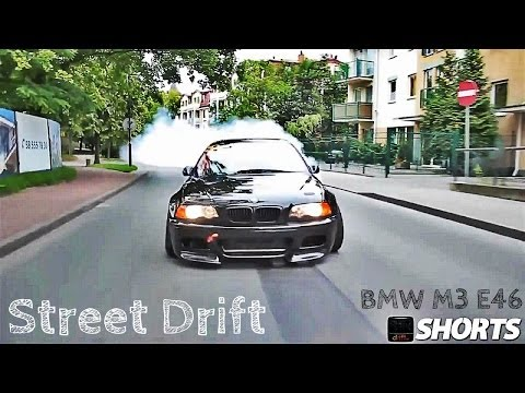 BMW M3 E46 Street Drift | Tuning | Racing | Auto | Parts