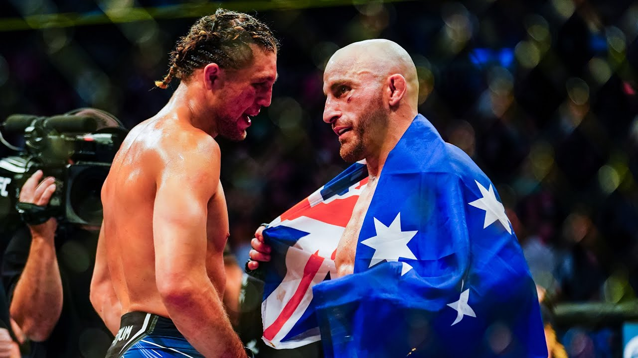 Download Entrevista de Octógono com Alexander Volkanovski e Brian Ortega | UFC 266