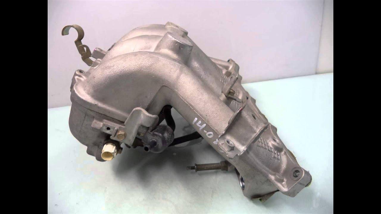 2001 Honda Accord Intake Manifold Bare 17100 Paa L00 Ahpartscom Used Acura Lexus Oem