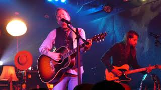 """""""This Town's Good"""" Kiefer Sutherland@Chameleon Club Lancaster, PA 5/18/18"""