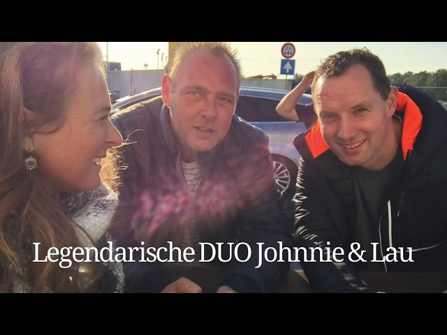 Meet en greet met Johnnie & Lau