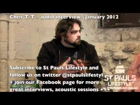 Chris T-T in a great interview - audio - A A Milne - Jeremy Clarkson - whisky By St Pauls Lifestyle