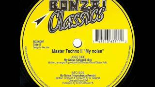 Master techno- A1-   My Noise (Original Mix)