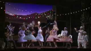 Goodspeed Musicals THE MOST HAPPY FELLA Montage