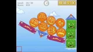 Build Balance (Halloween Edition) - Walkthrough
