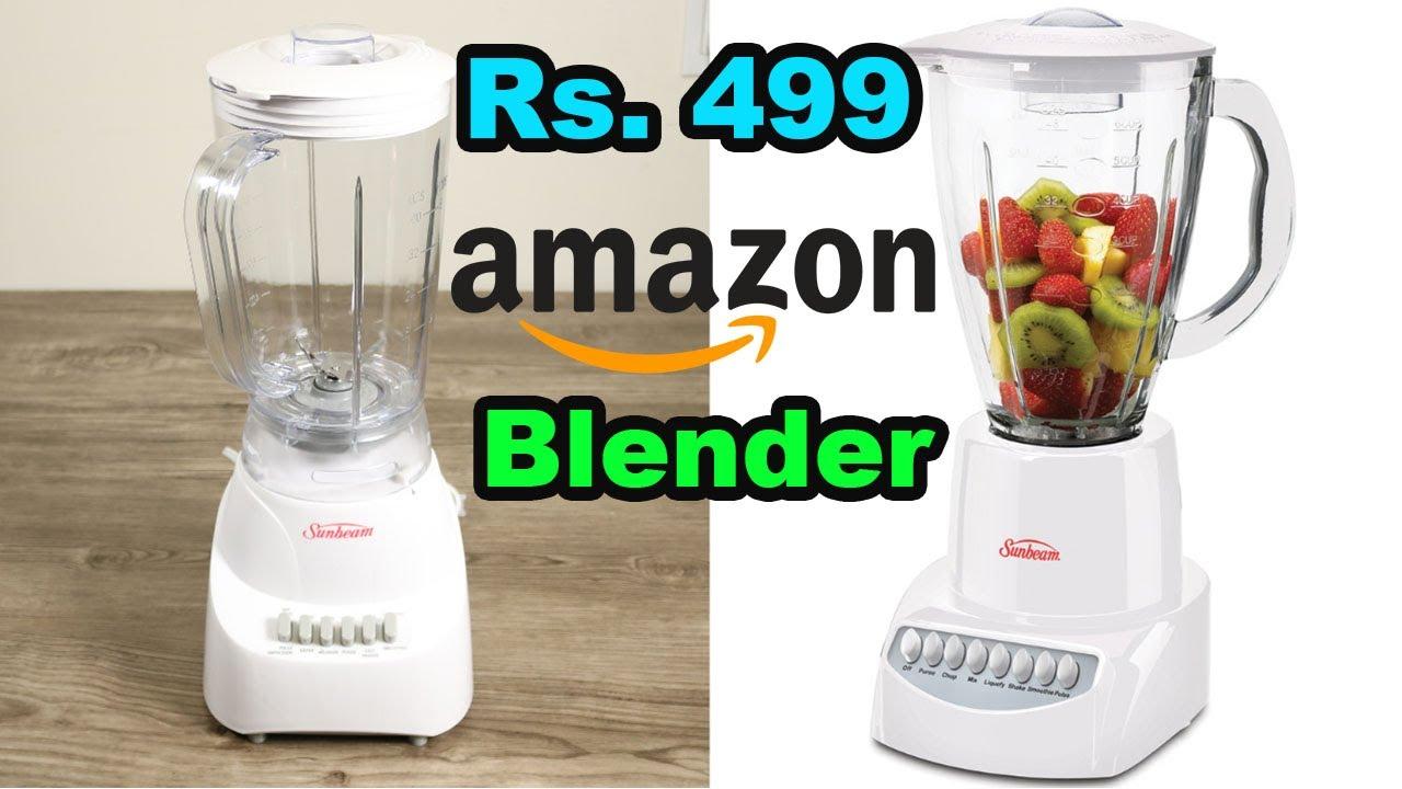 Best Blender 2021 Review - Unboxing - Price | Blender Amazon, Aliexpress Unbox Heaven