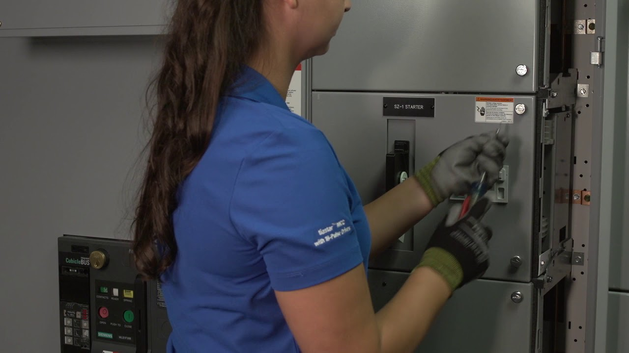 tiastar motor control centers unit racking instructions volt stream video series [ 1280 x 720 Pixel ]