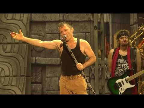 Bruce Dickinson  Last speech  Last show Iron Maiden Wacken 2016