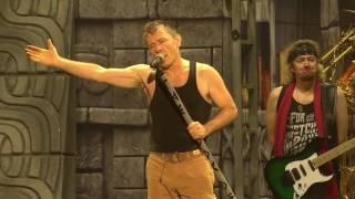 Bruce Dickinson - Last speech - Last show Iron Maiden Wacken 2016