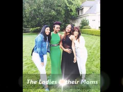 Magic Johnson & LL Cool J's Daughters Head To Prom (PICS) April 26, 2013