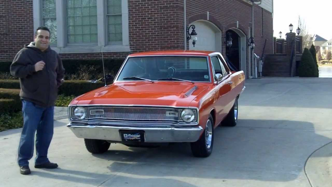 1967 Dodge Dart GT Classic Muscle Car for Sale in MI Vanguard Motor ...